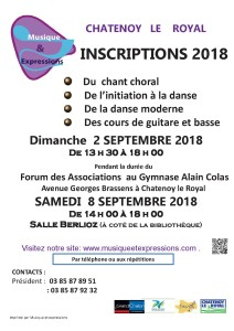 18_Affiche inscriptions 2018